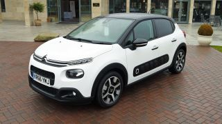 The Citroen C3 lets you record your epic road trips with the
