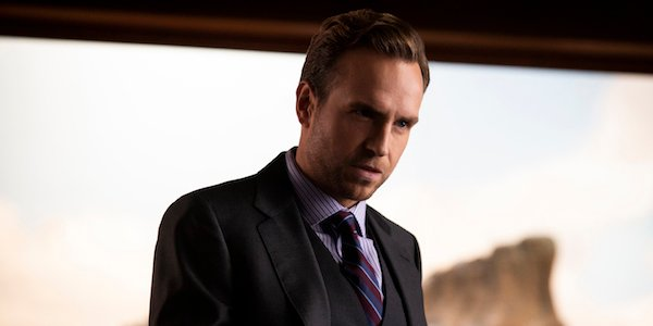 Rafe Spall in Jurassic World: Fallen Kingdom
