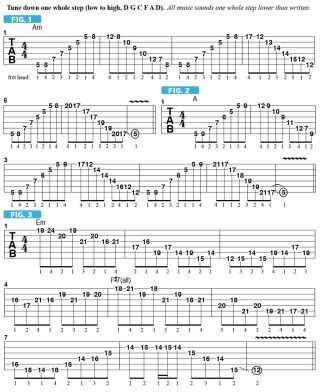 How to Perform Arpeggios with Barring