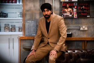 Kheerat Panesar has food for thought in EastEnders