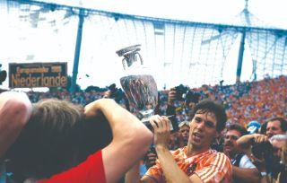 Marco van Basten, Netherlands Euro 88