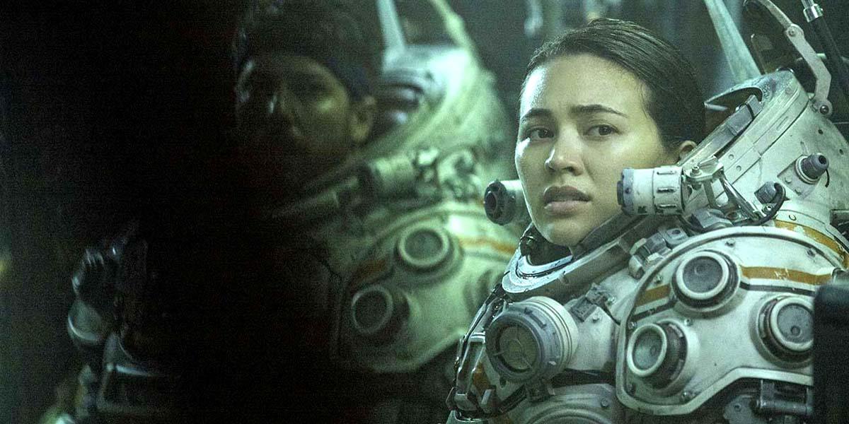 Jessica Henwick in Underwater