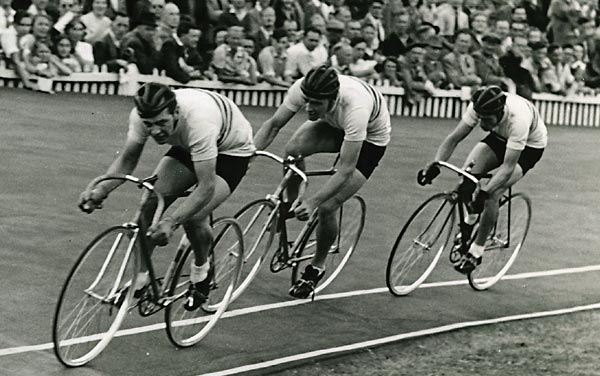 Great Britain team pursuit, 1948 London Olympic Games