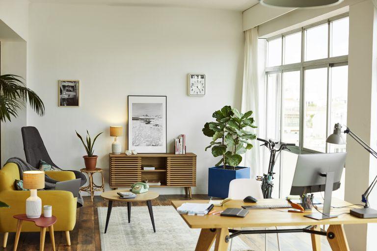 Macy's big home sale living room-inspired