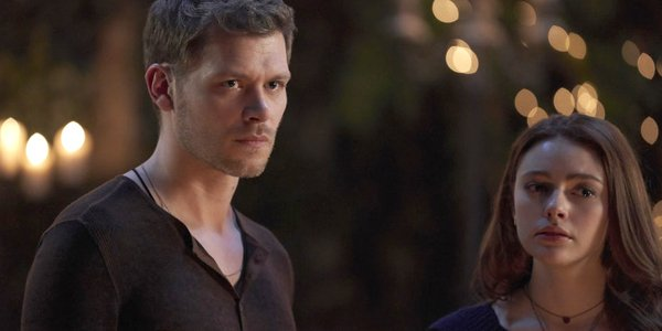 The Originals Klaus Hope Mikaelson The CW