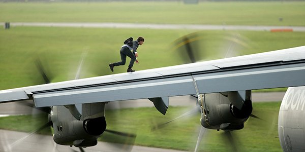 Watch The Gruesome Video Of Tom Cruise Breaking His Ankle On Mission: Impossible Fallout