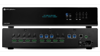 Atlona to Demo CLSO-840 4K Switcher at InfoComm