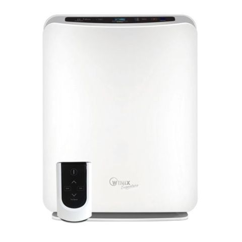 d65d669b The Winix U450 is a large-room air purifier that has a HEPA filter and an  energy-efficient design. This air cleaner comes with several convenient  features, ...