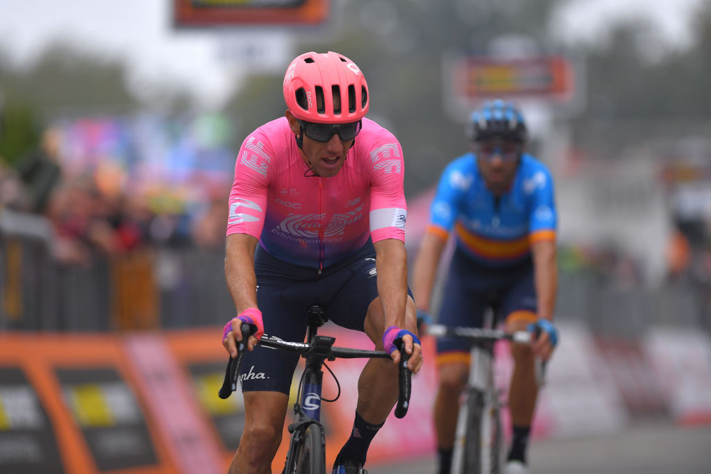 Mollema beats Bernal to win Tour of Lombardy