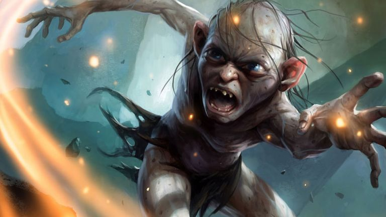 Guardians of Middle-Earth Gollum