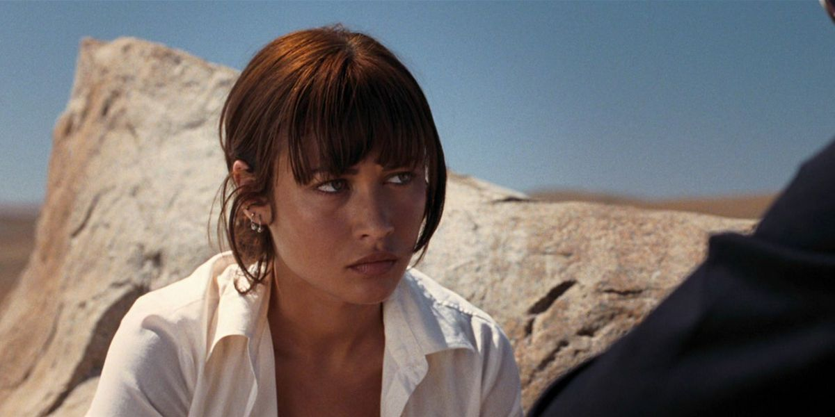'Quantum Of Solace' Star Olga Kurylenko Tests Positive For Coronavirus