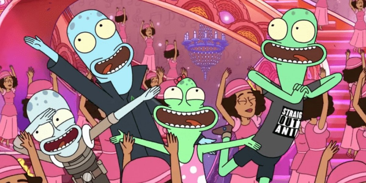 Solar Opposites: Why Rick And Morty Fans Should Be Excited For Justin Roiland's New Hulu Show 1