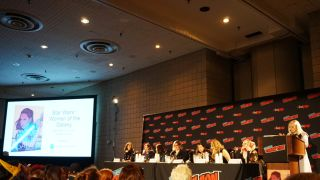 Star Wars: Women of the Galaxy panel