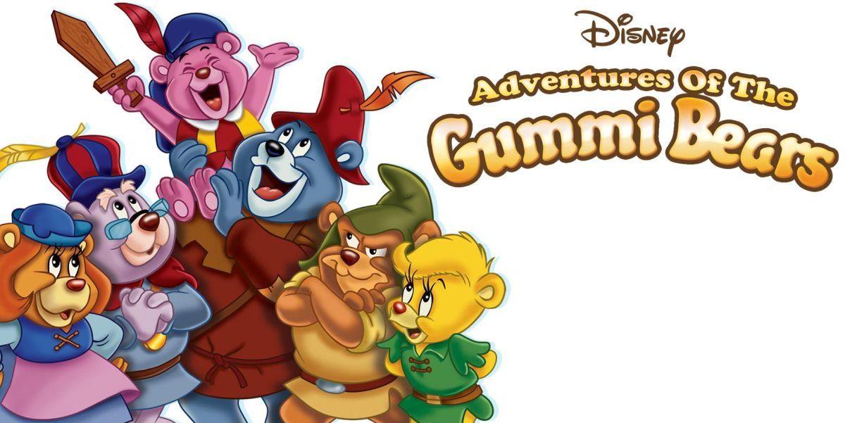 The Adventures of the Gummi Bears