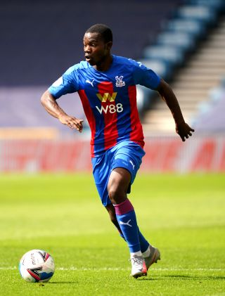 Tyrick Mitchell has impressed for Crystal Palace since breaking into the side.