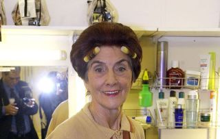 Fans stunned as Dot Cotton returns to Albert Square in trousers!