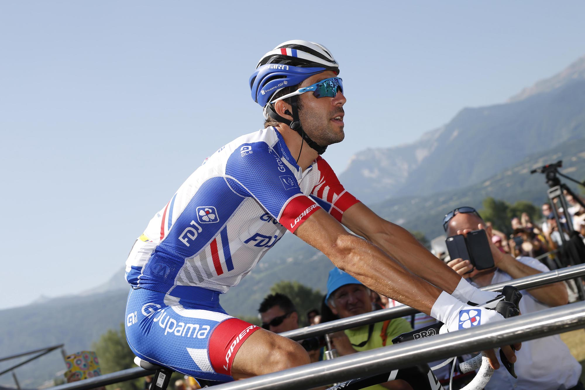 Thibaut Pinot forced to spend three weeks off the bike after Tour de France abandon