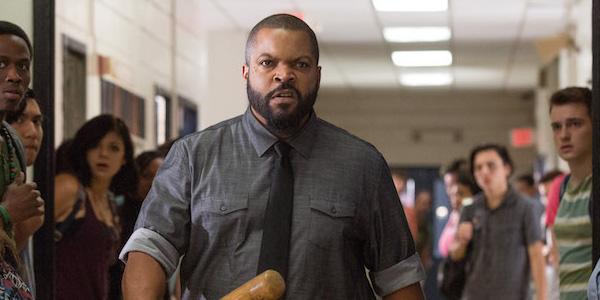 Ice Cube With Baseball Bat Fist Fight