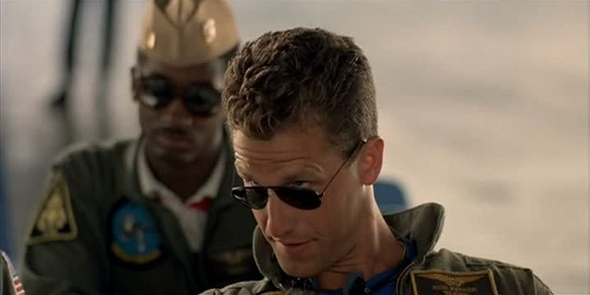 Rick Rossovich as Slider in Top Gun