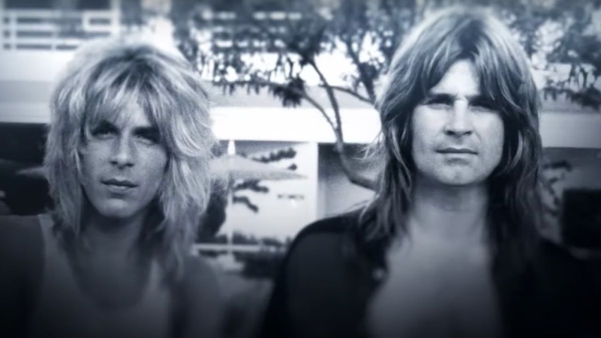 Ozzy salutes the life and legacy of Randy Rhoads in new Ross Halfin photo book