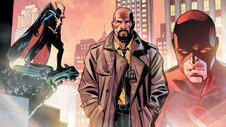 Heroes Reborn: American Knights #1