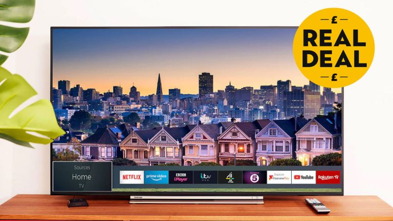 Virgin deals: FREE 43in TV when you buy a bundle TV & broadband package | Real Homes