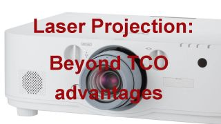 Laser Projectors: Beyond the TCO Factor