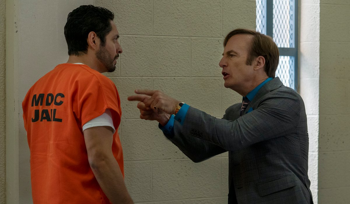 better call saul krazy-8 and saul