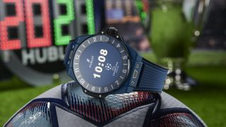 Hublot Big Bang e Champions League
