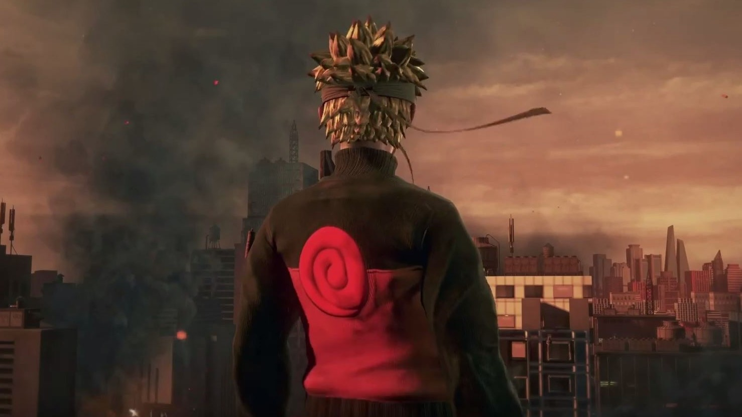 Jump Force is a new Shonen Jump mash-up fighting game, see the