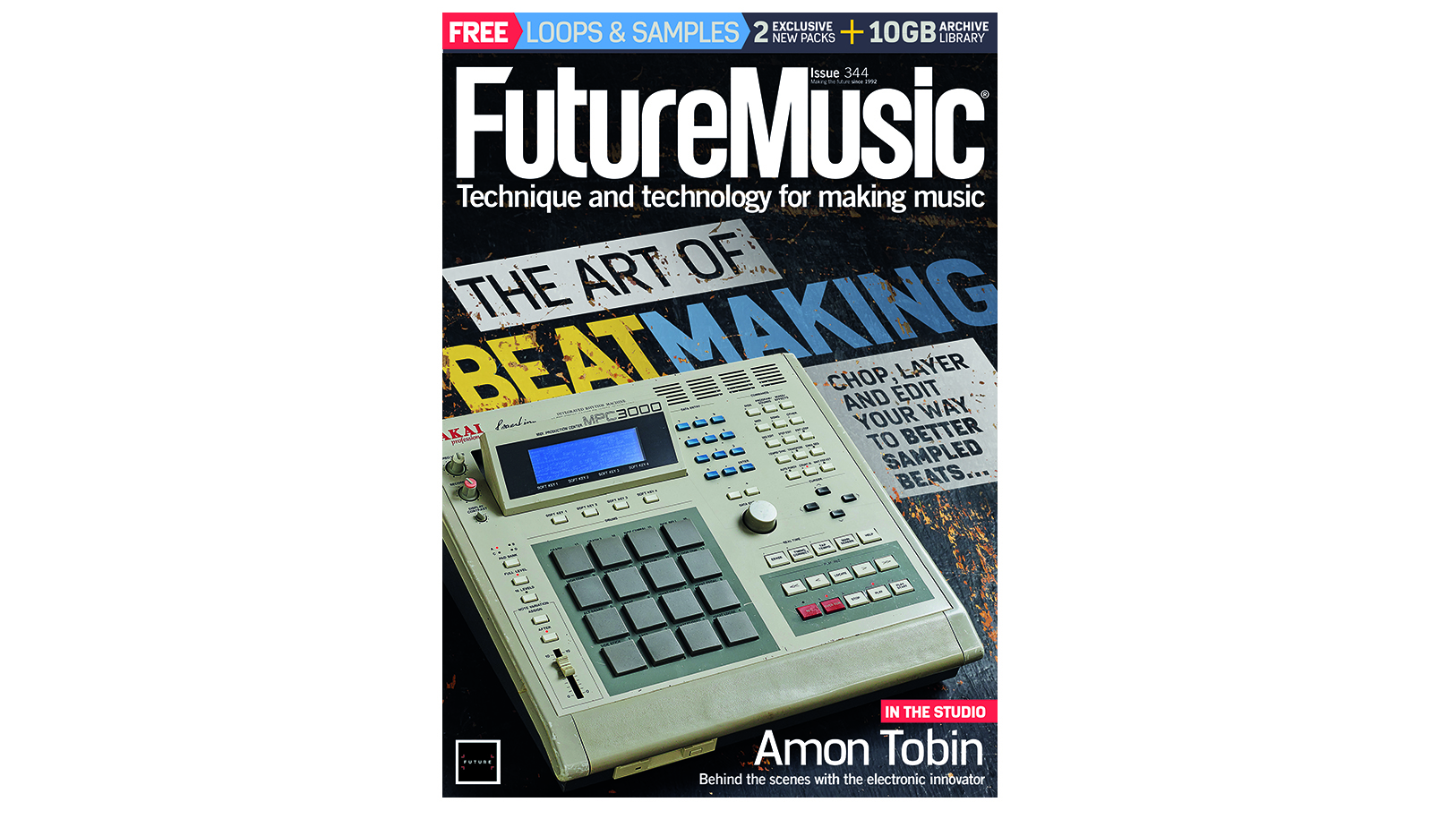 Issue 344 of Future Music is on sale now | MusicRadar