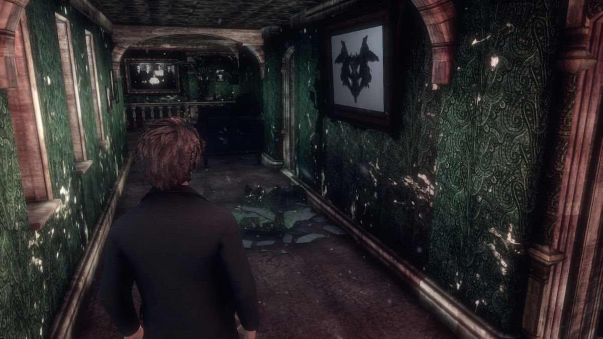 The Piano is a post-war survival horror murder mystery | PC