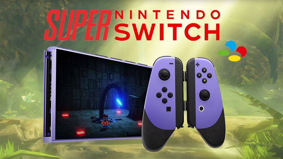 The Super Nintendo Switch Pro theory that's so crazy it just might be true
