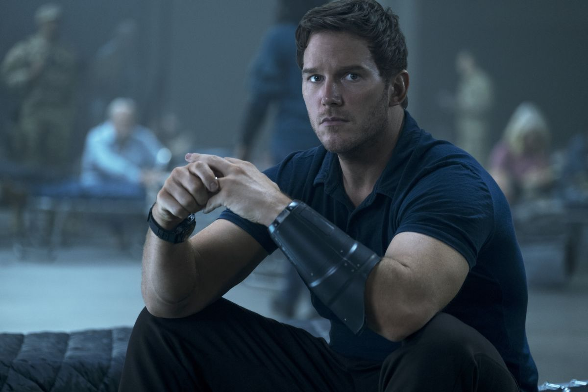 The Tomorrow War final trailer reveals a first look at the aliens Chris Pratt is fighting