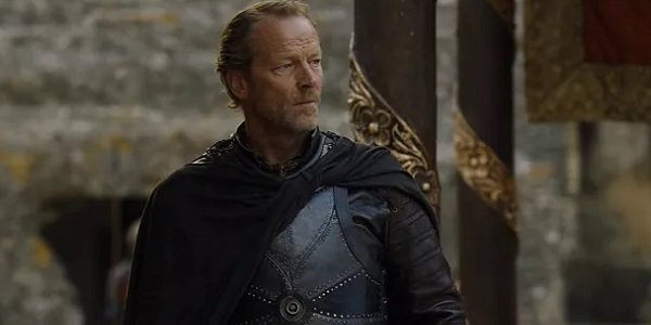 Ser Jorah Mormont Game Of Thrones HBO