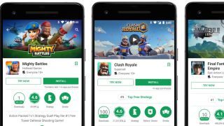 Google Play Instant games let you play first, download later | TechRadar