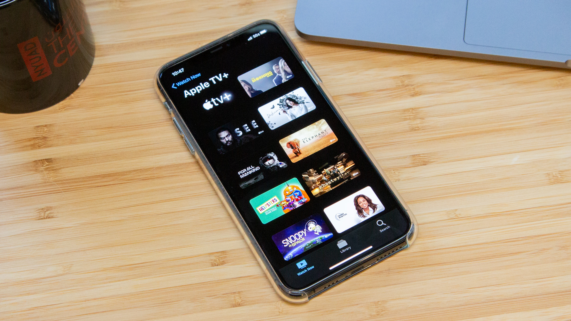 Apple TV Plus: We're not exactly plussed with Apple TV+.