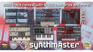 SynthMaster Track Contest