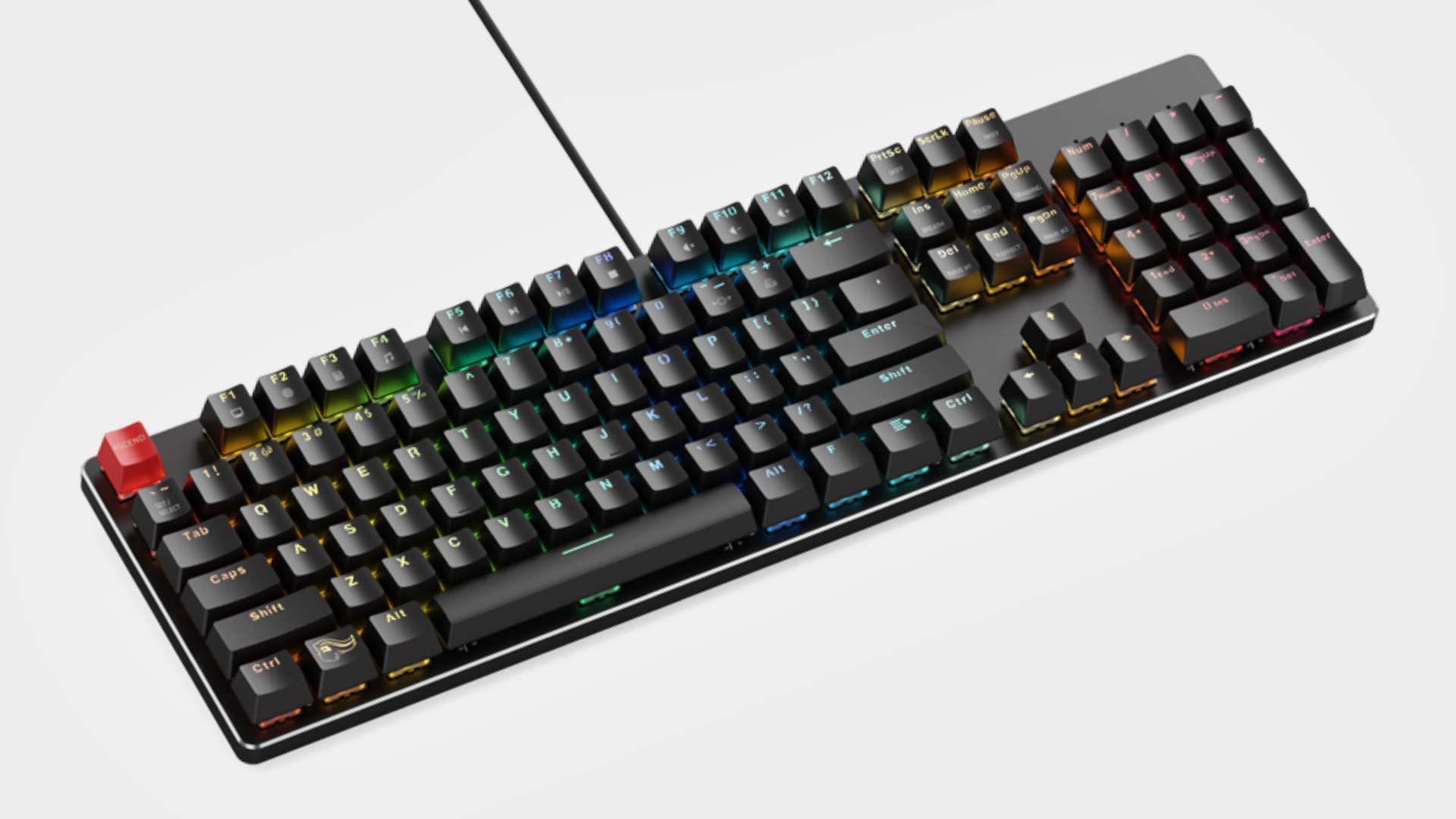 Glorious Modular Mechanical Keyboard (GMMK) review