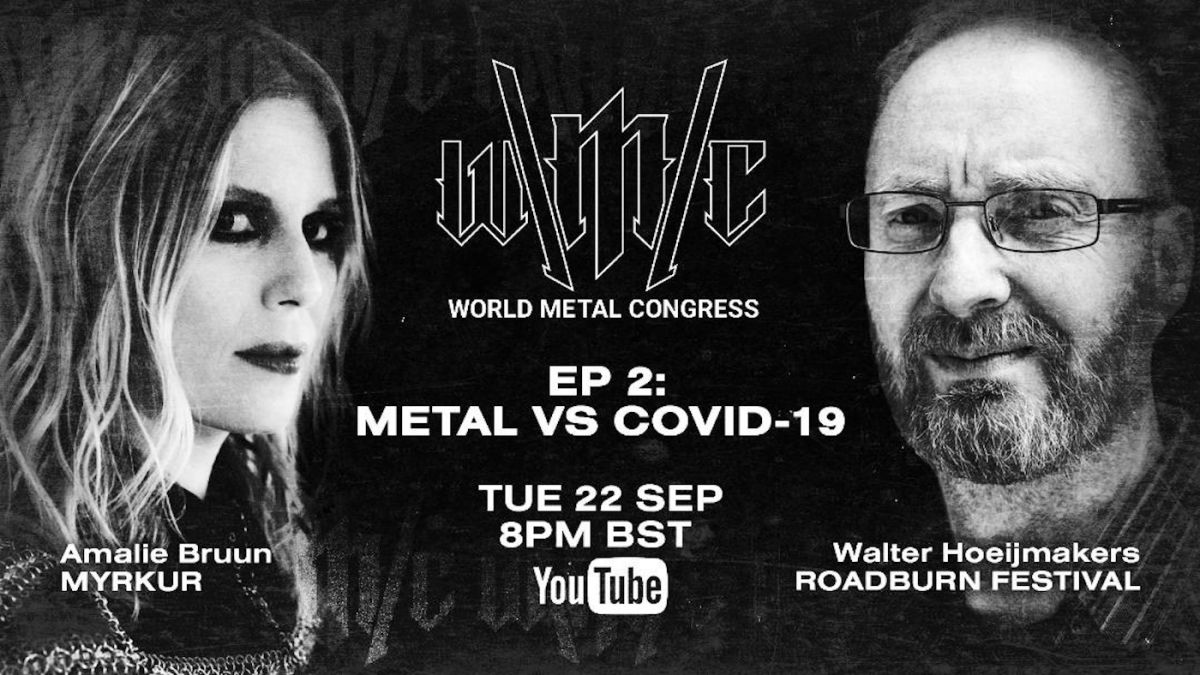Myrkur to discuss impact of COVID-19 on metal in livestream event tonight