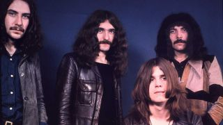 Black Sabbath in 1970