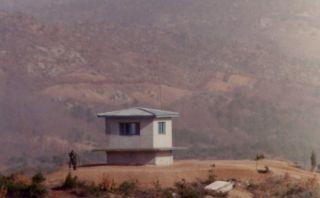 North Korea, South Korea, DMZ, demilitarized zone