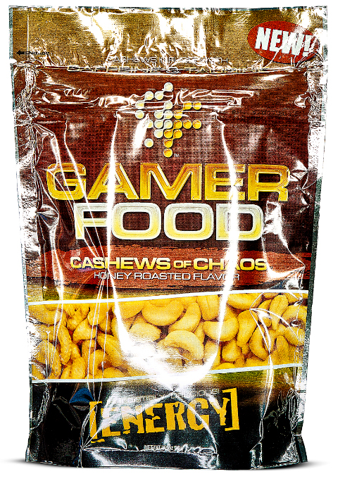 Will GamerFood Help You Play Better? #19649