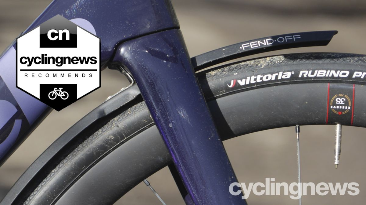 Kinesis Fend Off mudguards review