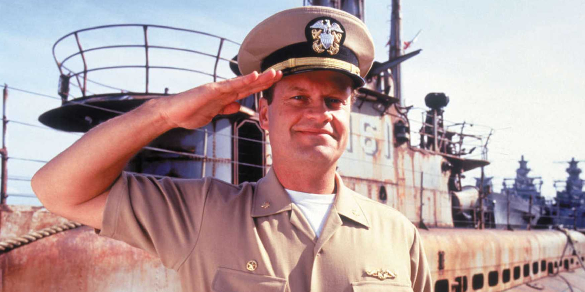 Kelsey Grammer in Down Periscope