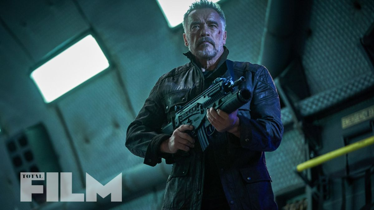 Arnold Schwarzenegger is back as the Terminator in this exclusive image from Terminator: Dark Fate
