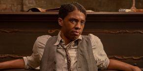 Chadwick Boseman's Brother Has A Classy Response After Oscars Drama