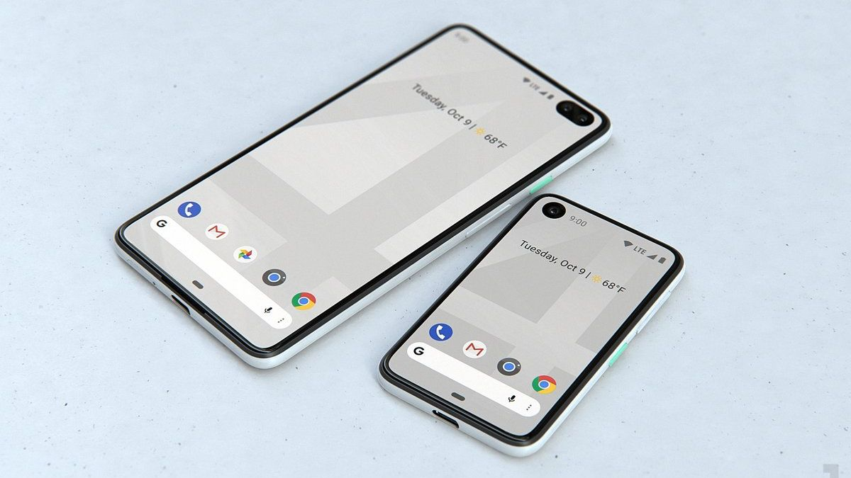 Google Pixel 4 This Mini Version Of The Next Flagship Looks