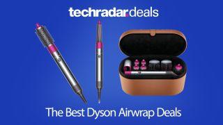 Dyson Airwrap sales