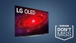 LG OLED CX Fernseher